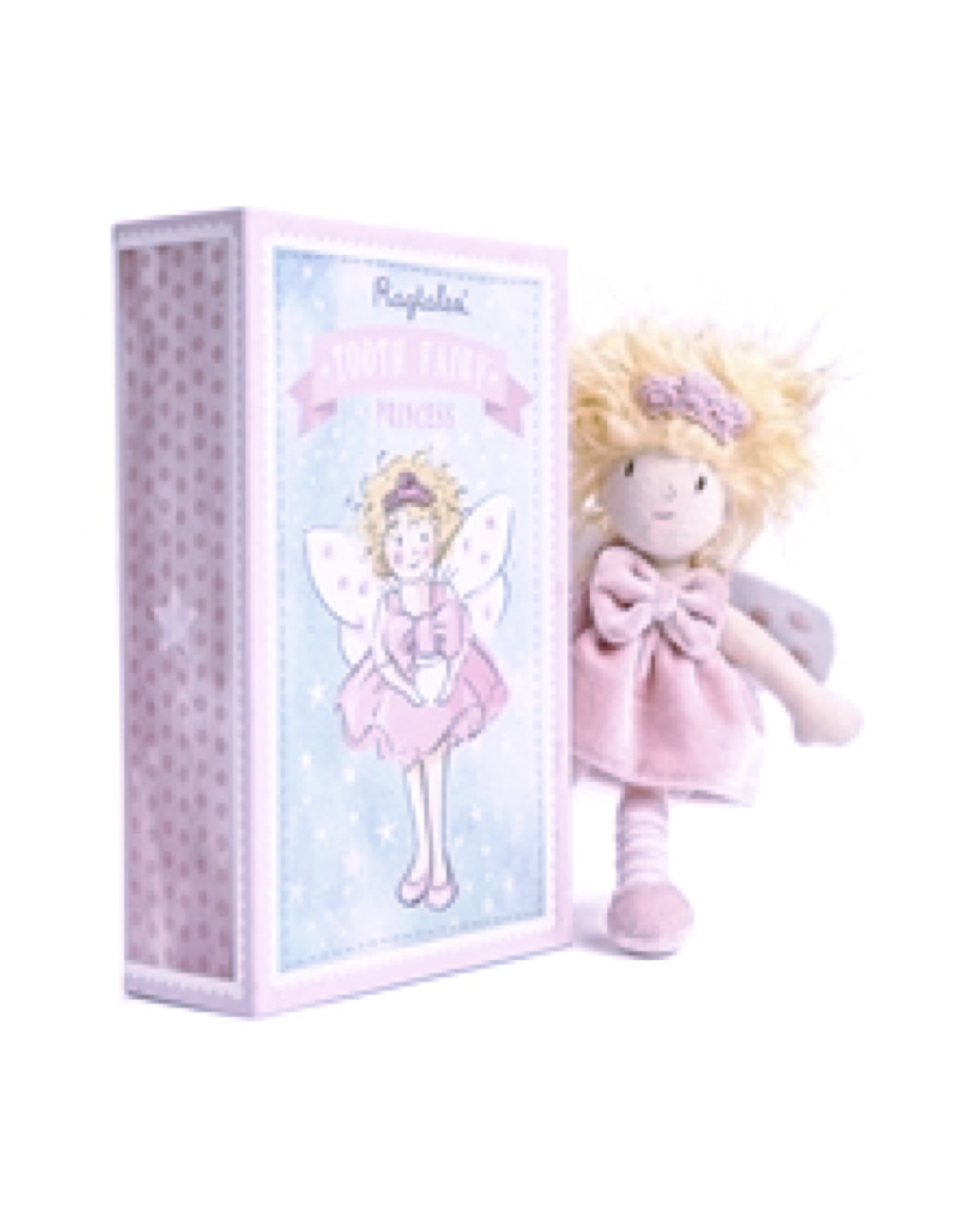 Ragtales Tooth Fairy Princess pink