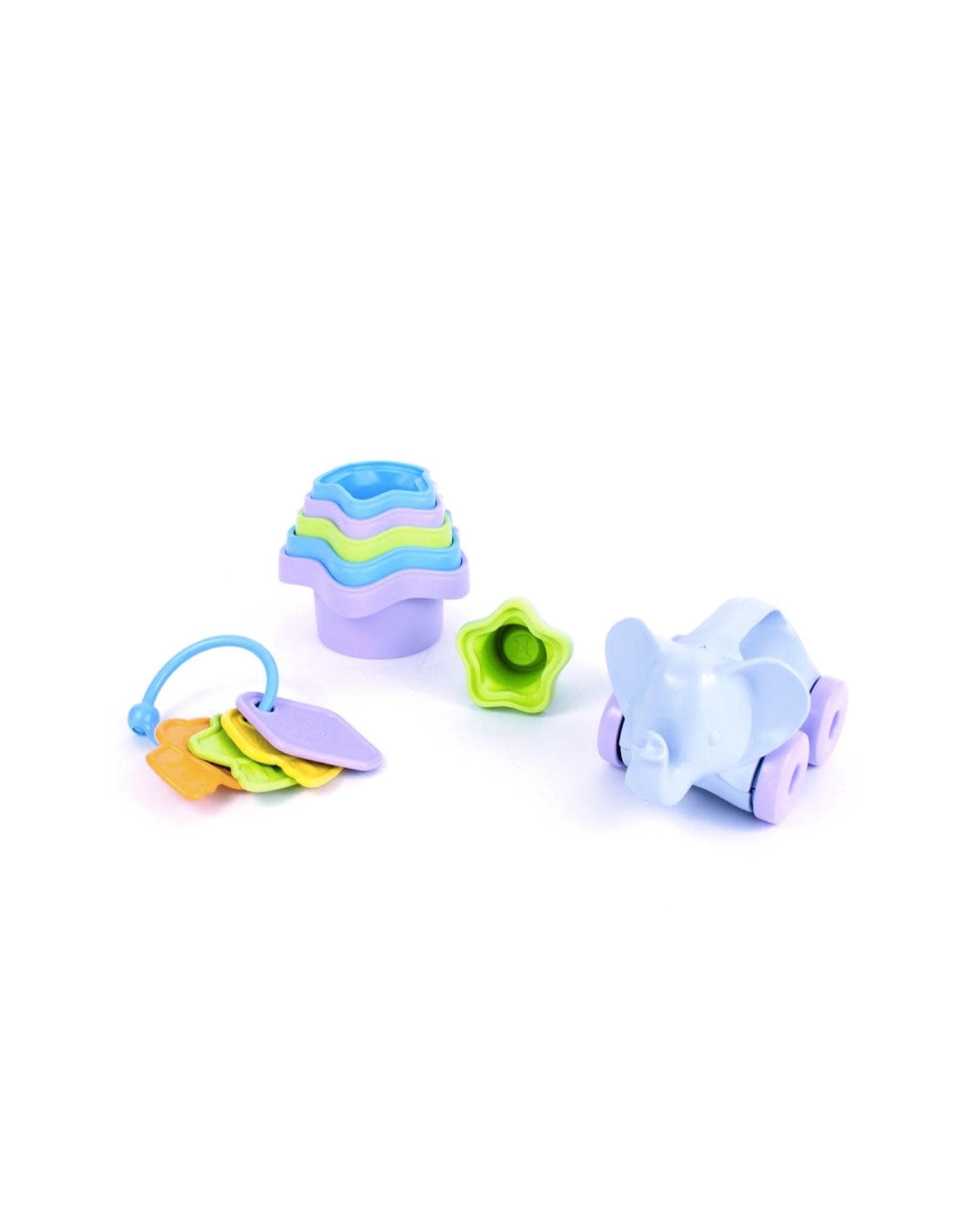 Green Toys Green Toys Baby Toy Starter Set