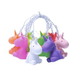 Iscream Unicorn String Night Light