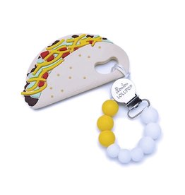 Lou Lou Lollipop Taco Teether Set