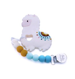 Lou Lou Lollipop Llama Teether Set