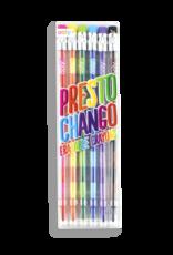OOLY Presto Chango Erasable Crayon Pencils