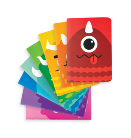 OOLY Monster Pocket Pal Mini Journals