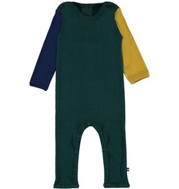 Molo Fenez Color Block Jersey Bodysuit
