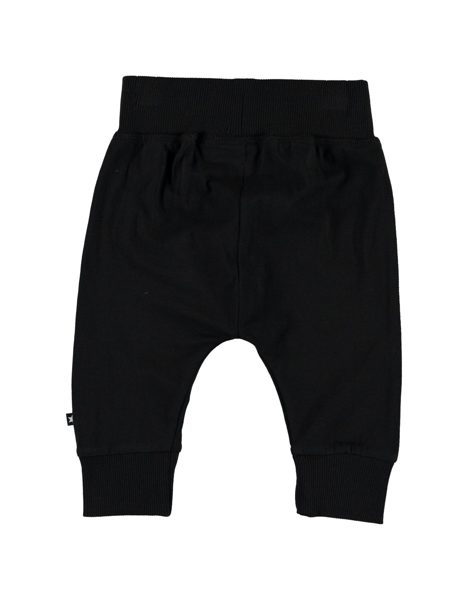 Molo Sammy Black Soft Pants