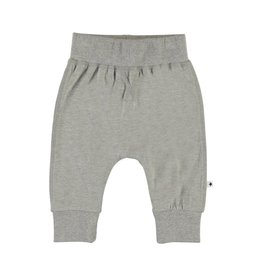 Molo Sammy Grey Melange Soft Pants