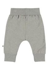 Molo Sammy Grey Melange Soft Pants