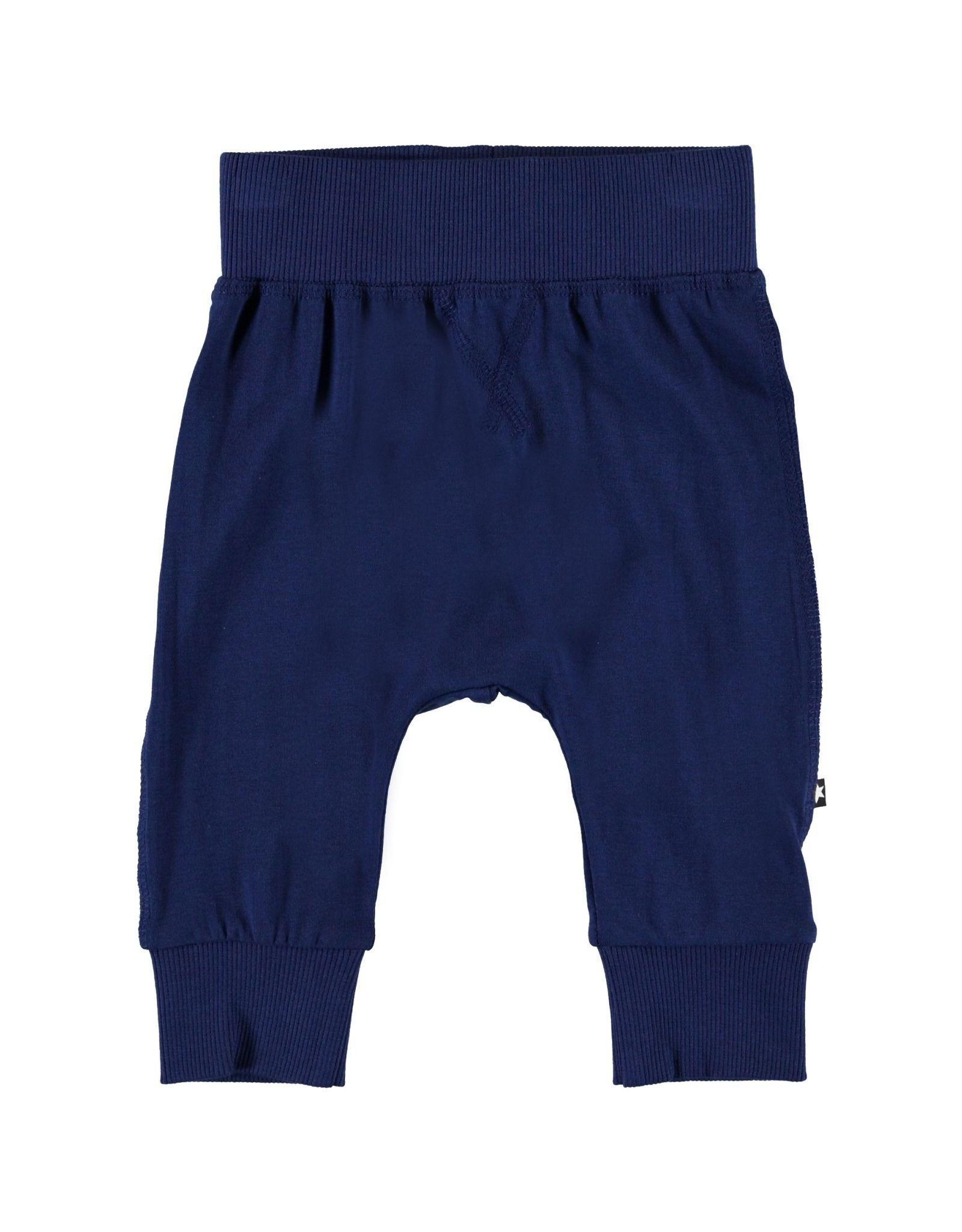 Molo Sammy Ink Blue Soft Pants
