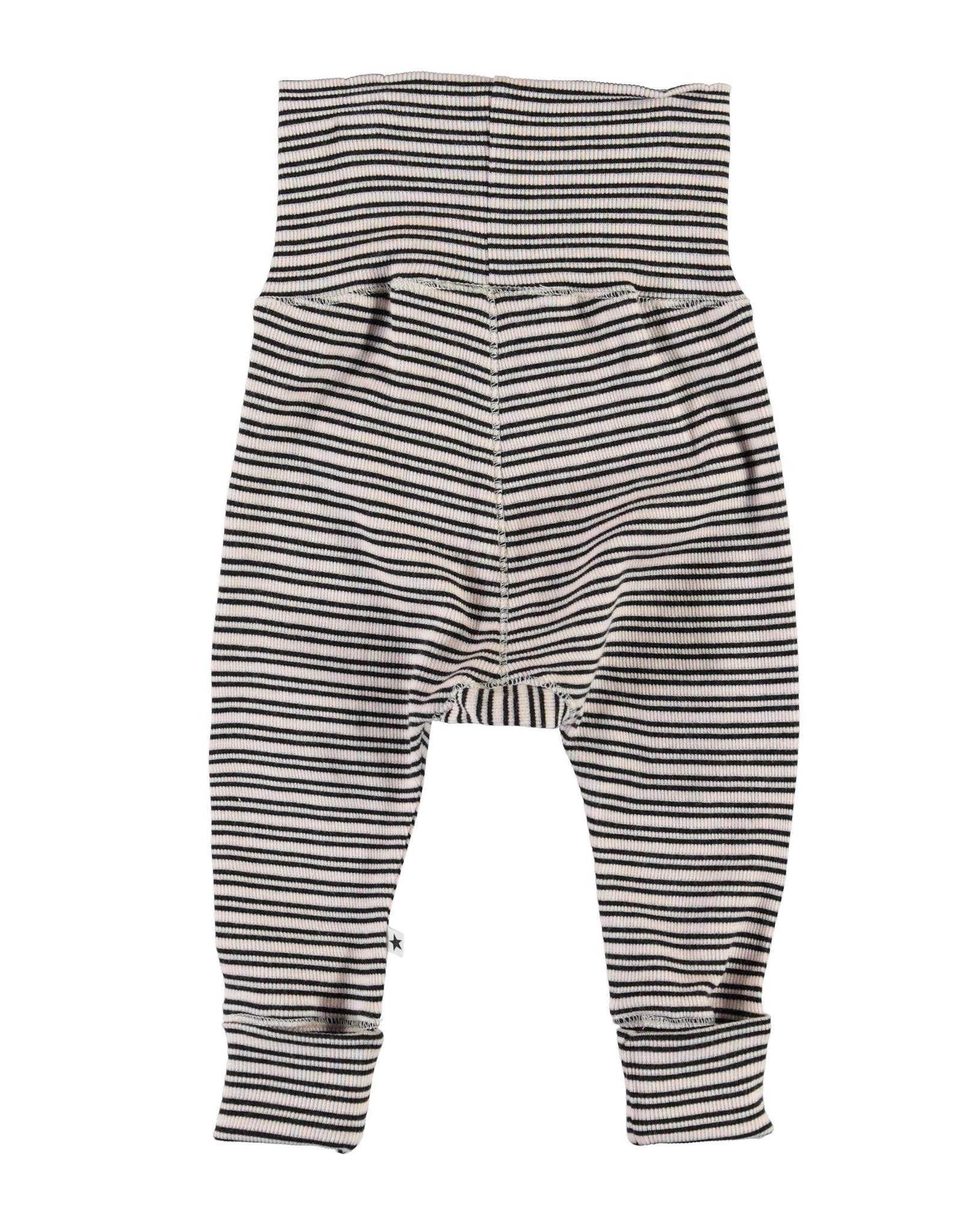 Molo Sara Blossom Black Stripe Pants