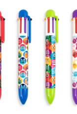 OOLY 6 Click Pens: Monster