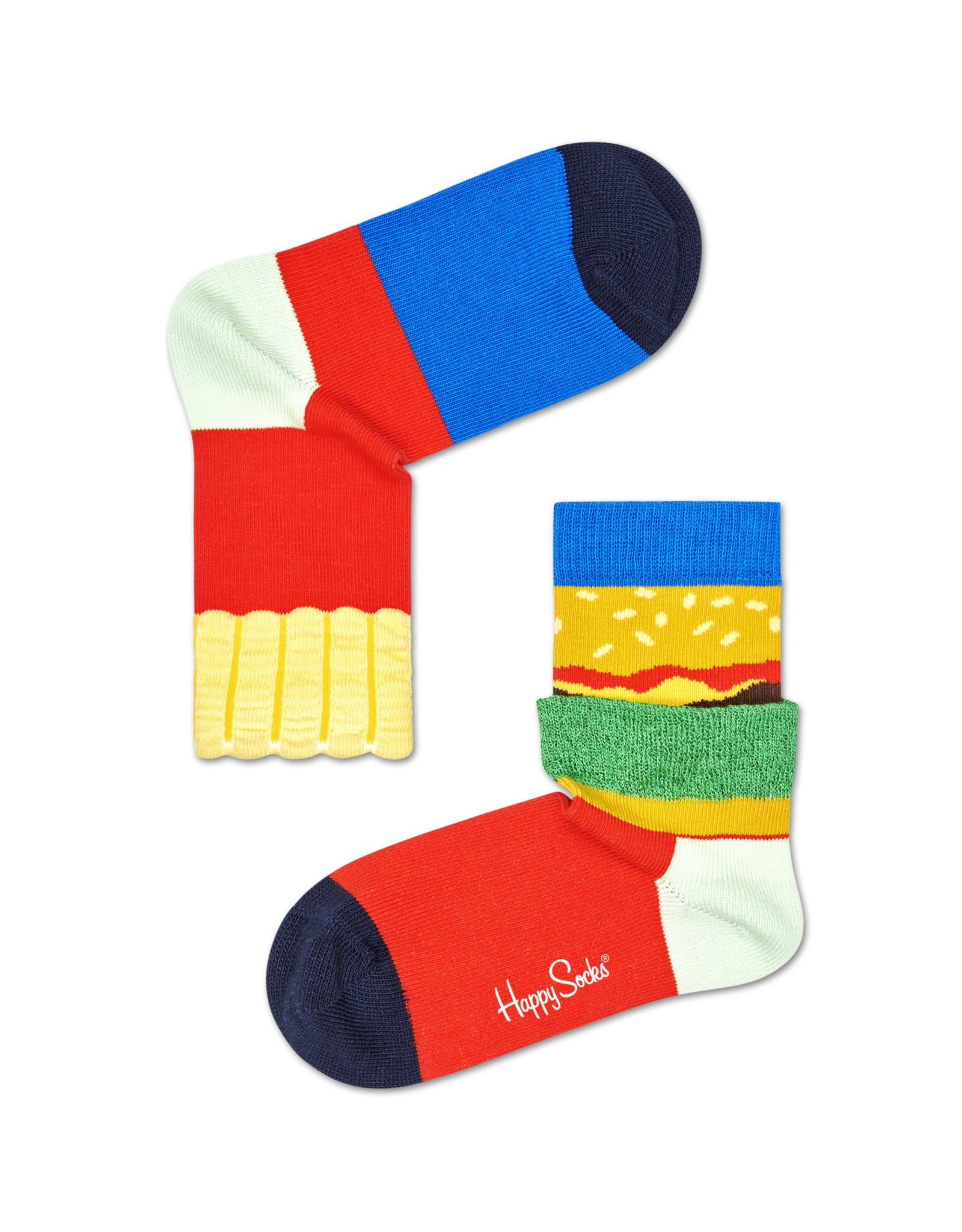 Happy Socks Hamburger Socks