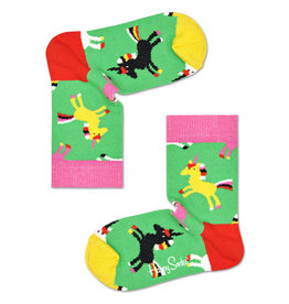 Happy Socks Unicorn Green Socks