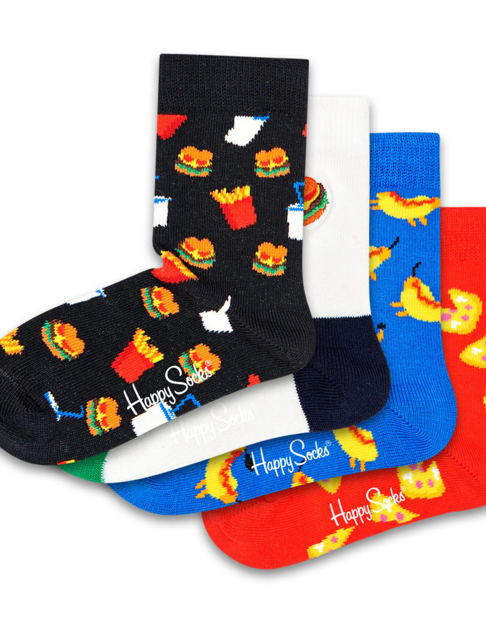 Happy Socks Snack Pack Socks Gift Set