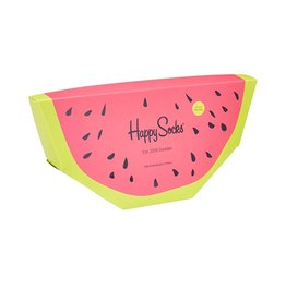 Happy Socks Watermelon/Fruit Crew Socks Set
