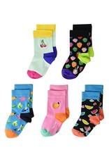 Happy Socks Watermelon/Fruit Crew Socks Set