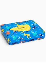 Happy Socks Monkey/Jungle socks gift set 0-6m