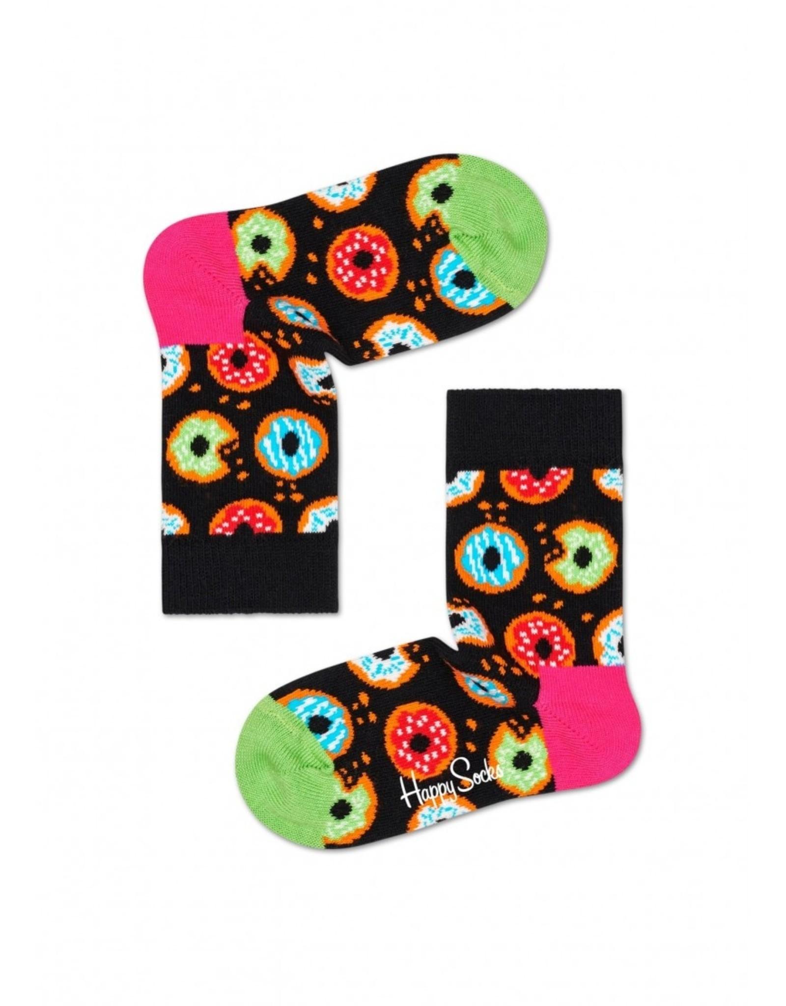 Happy Socks Colorful Donuts Socks