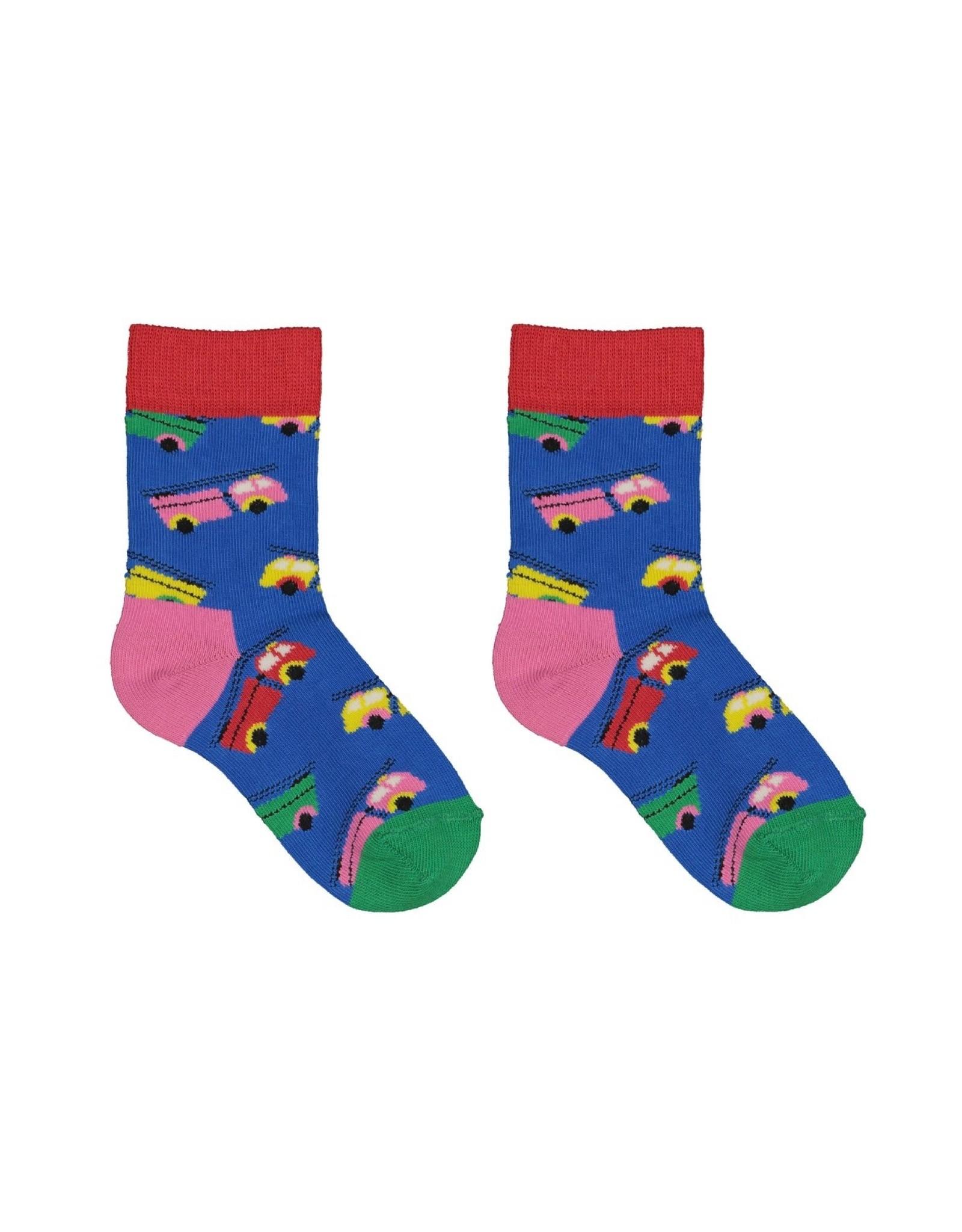 Happy Socks Fire Truck Socks