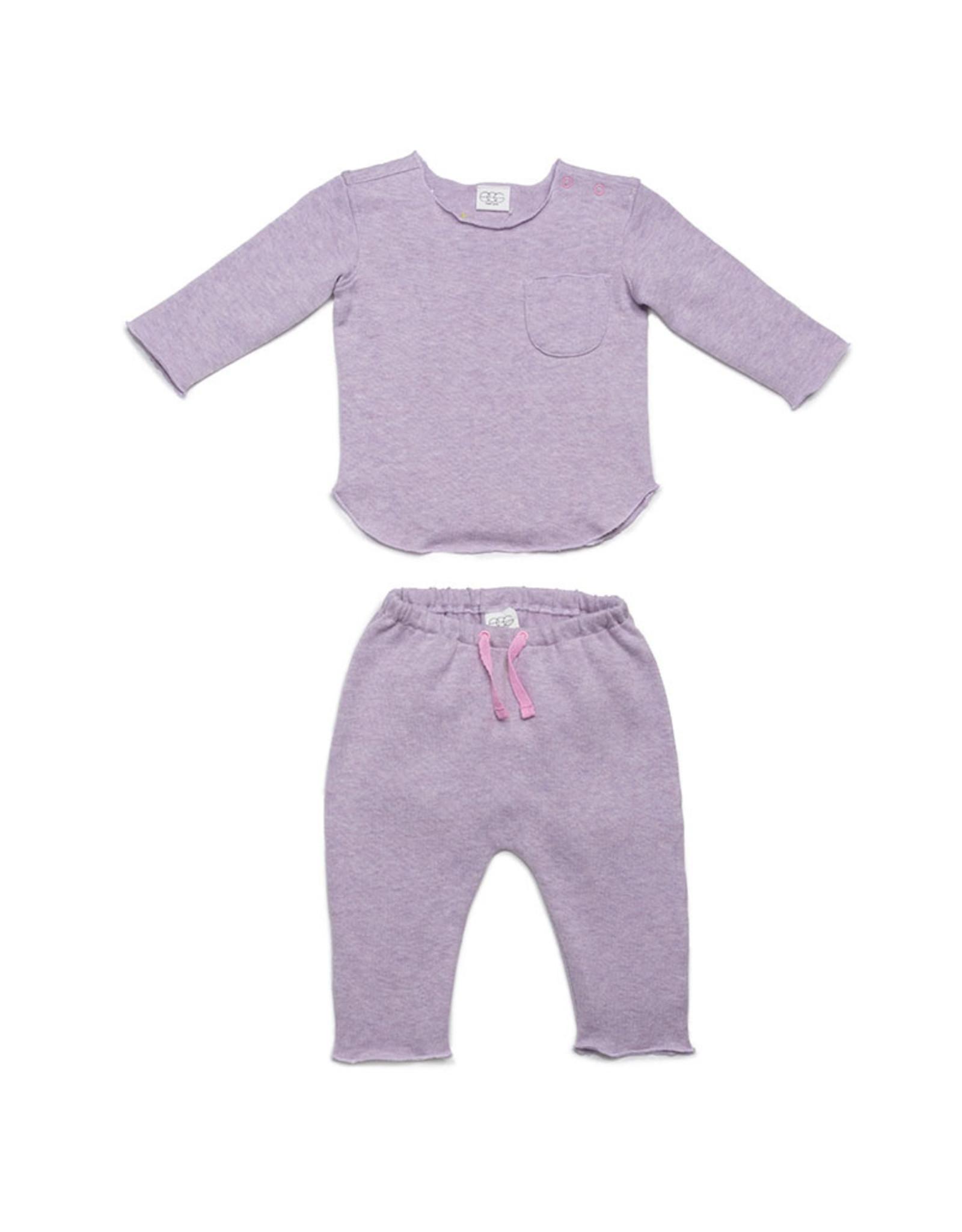 EGG New York Bobbi Set Lavender