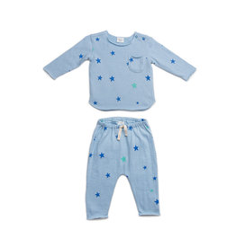 EGG New York EGG Bobbi Set Blue Star