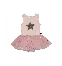 Petite Hailey Baby Daisy Star Tutu Pink