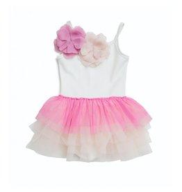 Petite Hailey Baby Ciena Flower Tutu Dress