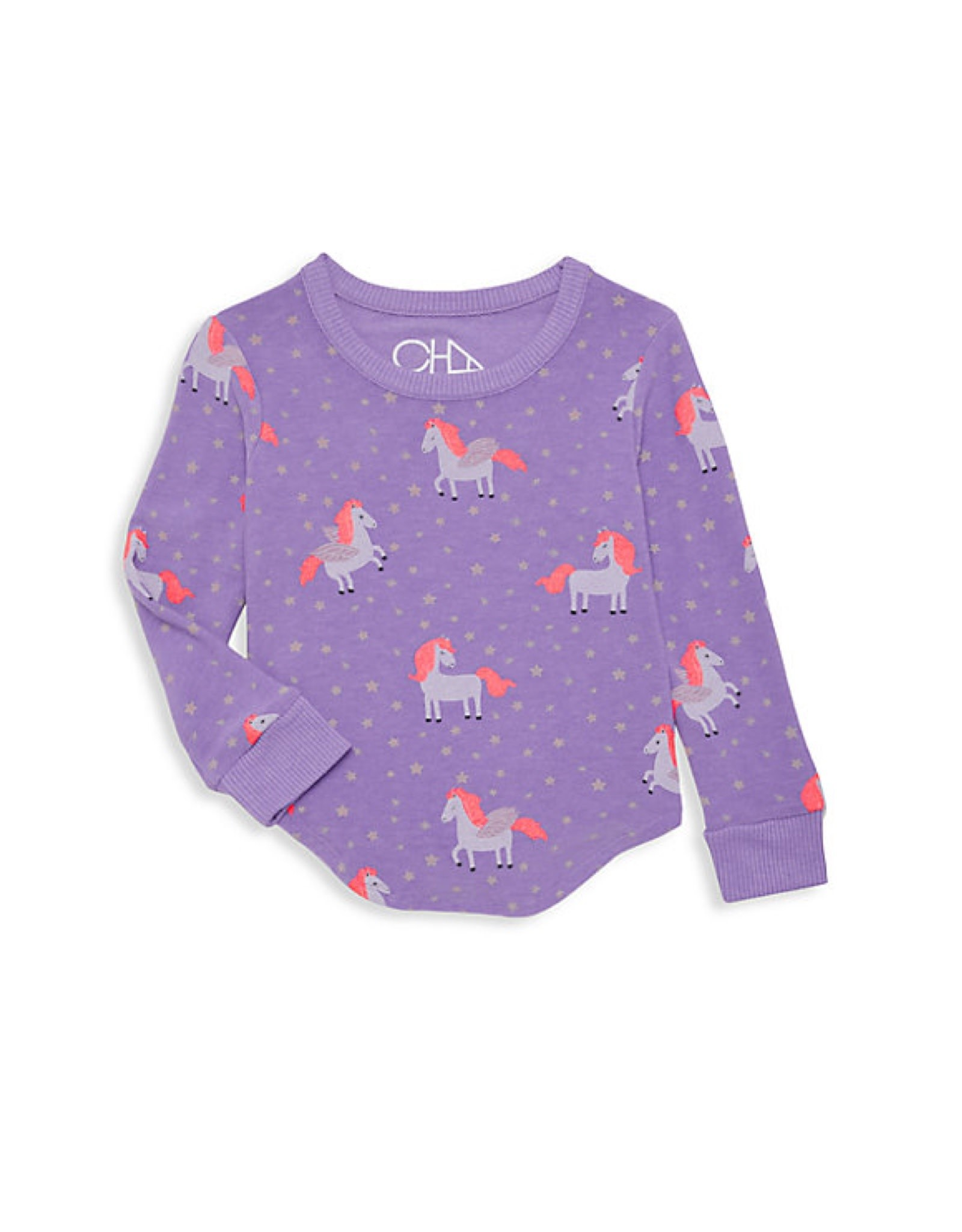 Chaser Brand Unicorn Dream Pullover