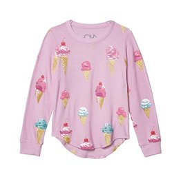 Chaser Brand Yummy Cones Pullover