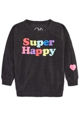Chaser Brand Super Happy Pullover