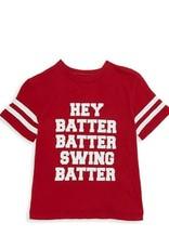 Chaser Brand Batter Up Tee