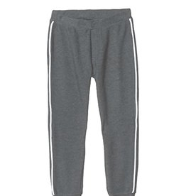 Chaser Brand Gray Piping Lounge Pant