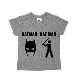 Kid crush Batman Bat Man T Shirt