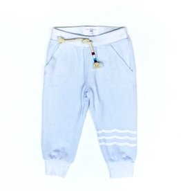 Sol Angeles Hacci Joggers Baby Blue