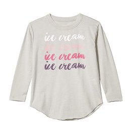 Chaser Brand Ice Cream Jersey Shirt