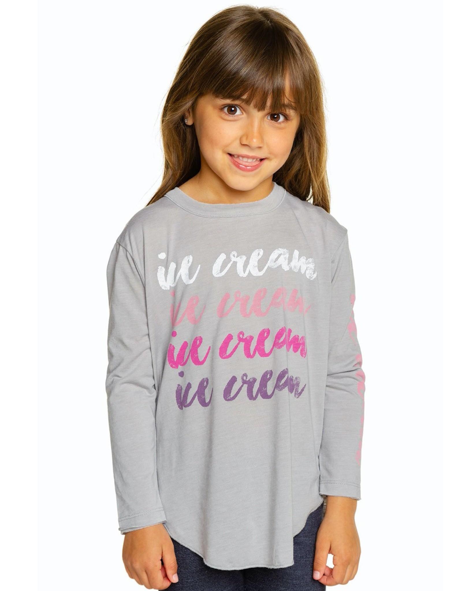 Chaser Brand Ice Cream Jersey Shirt