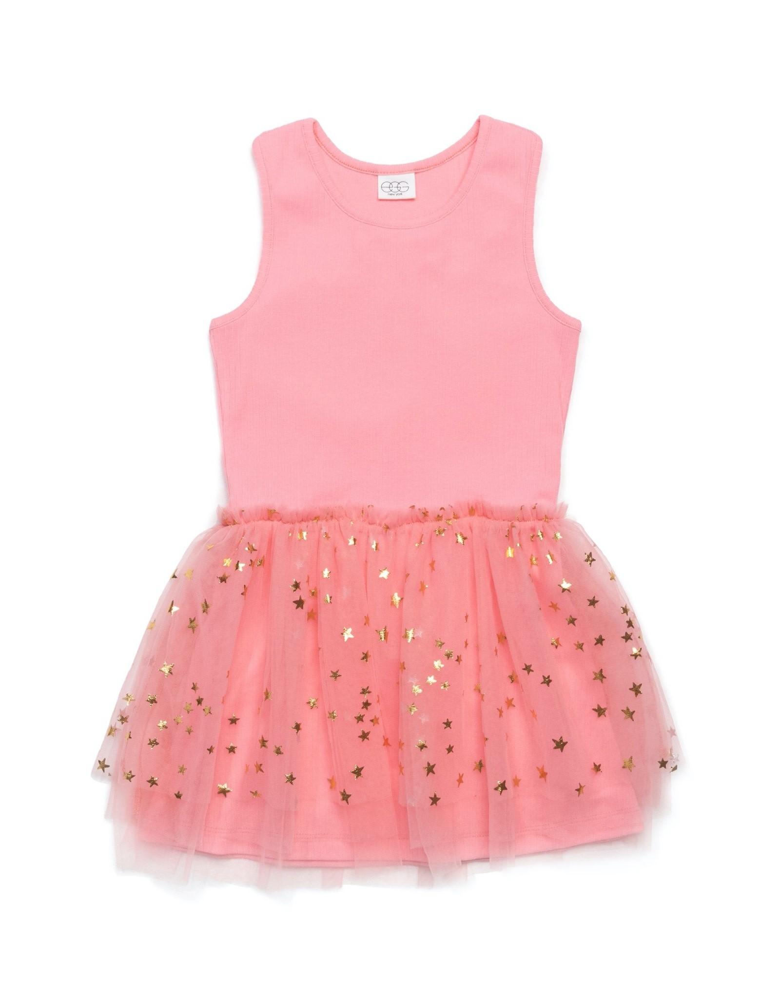EGG New York Stella Dress Pink