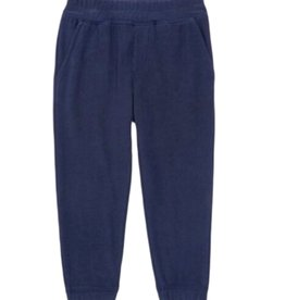 Chaser Brand Cotton Jersey Pants Navy