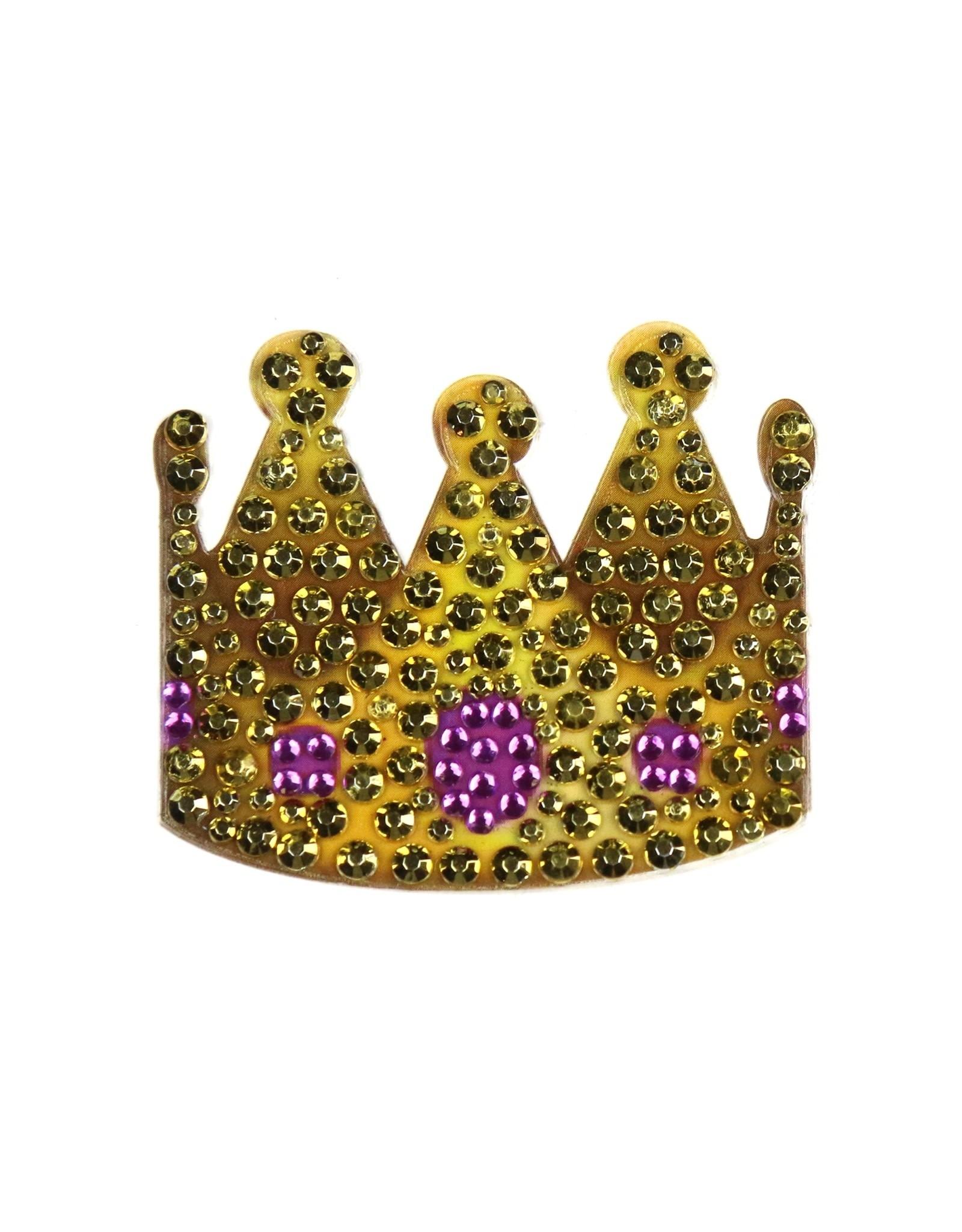 Sticker Beans Crown