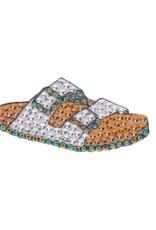 Sticker Beans Sandal