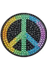 Sticker Beans Rainbow Peace