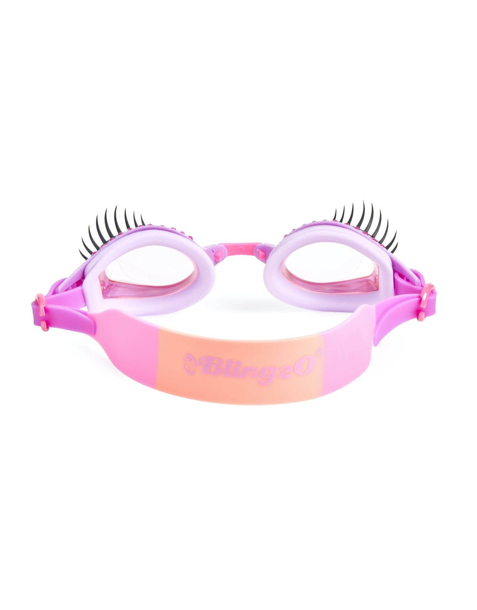Bling2O Glam Lash Goggles (Assorted)