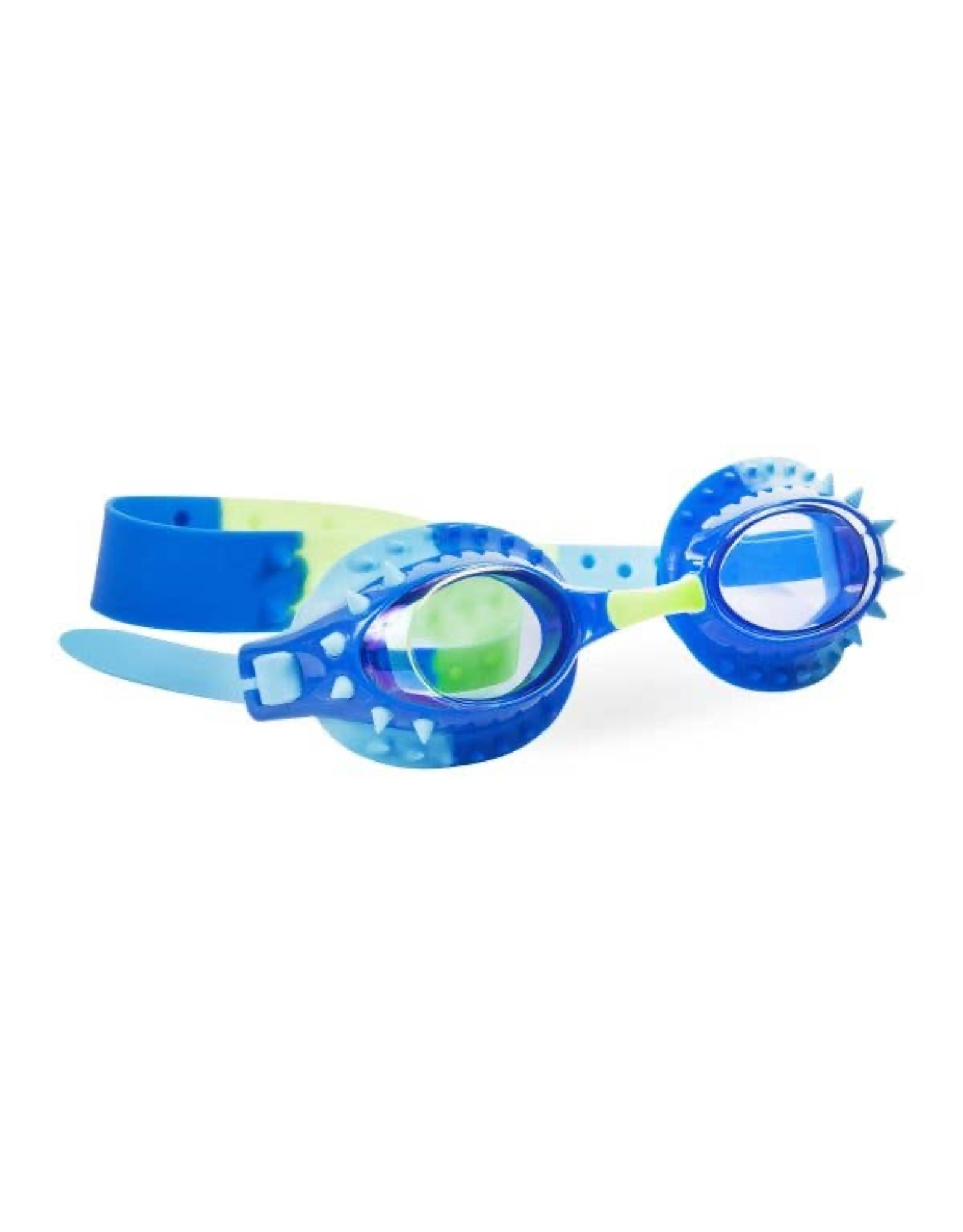 Bling2O Nelly Spike Goggles Rock Lobster Blue Spike