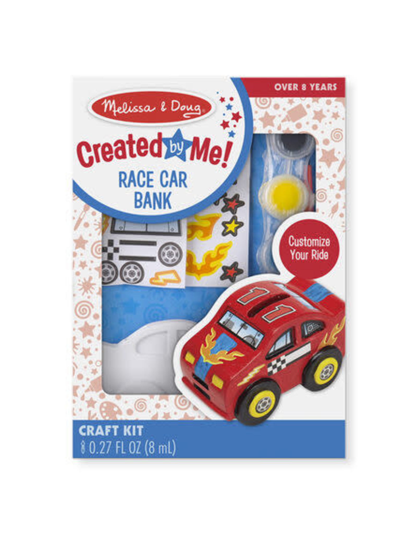 Melissa & Doug Race Car Bank
