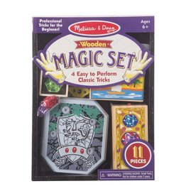 Melissa & Doug Wooden Magic Set