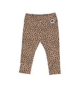 Huxbaby Animal Legging Caramel