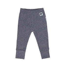 Huxbaby Ditzy Animal Legging Blue