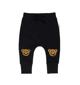 Huxbaby Happy Knee Pant Black