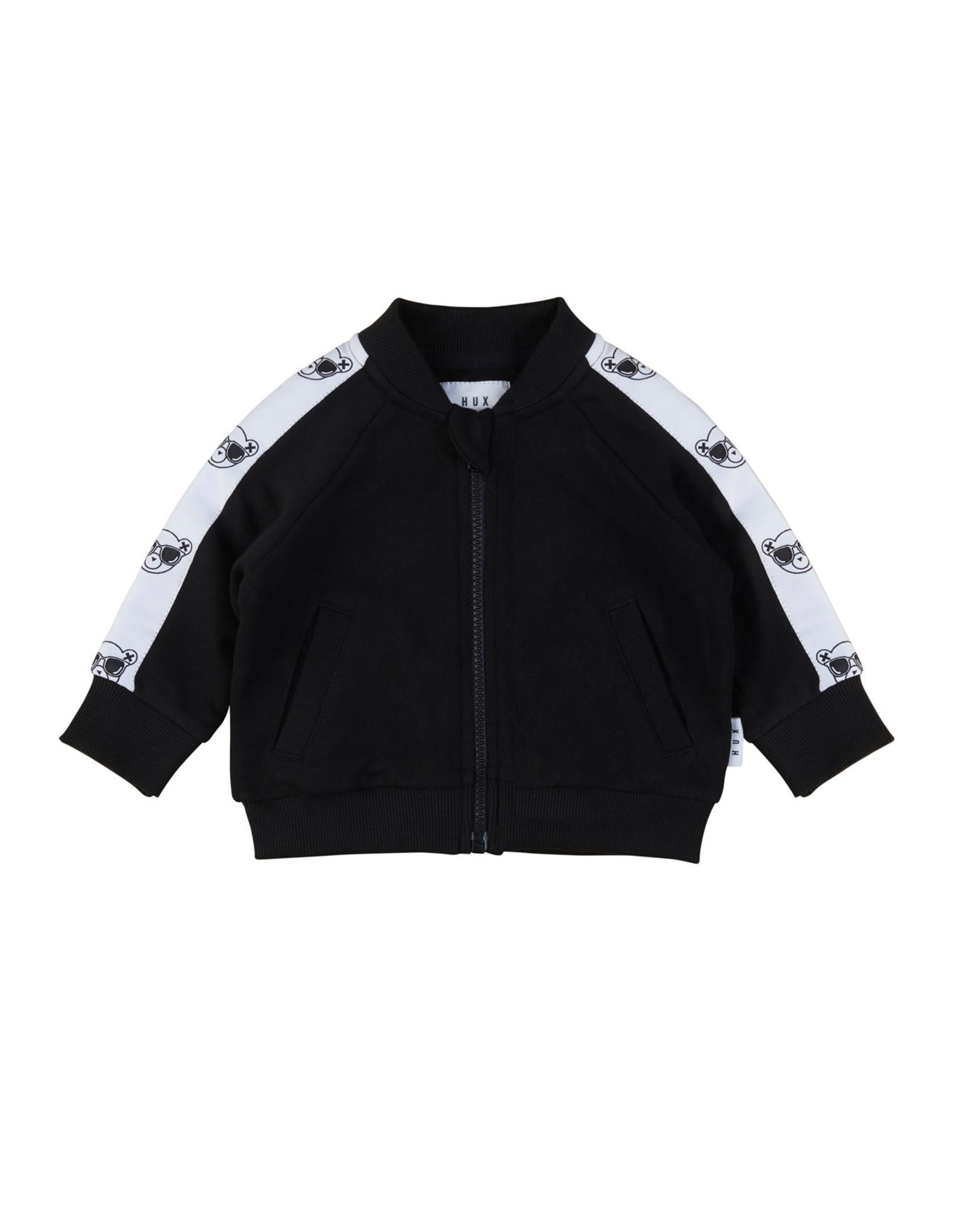 Huxbaby Hux Track Jacket Black
