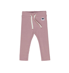 Huxbaby Orchid Ribbed Legging