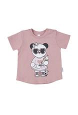 Huxbaby Panda Girl Tee